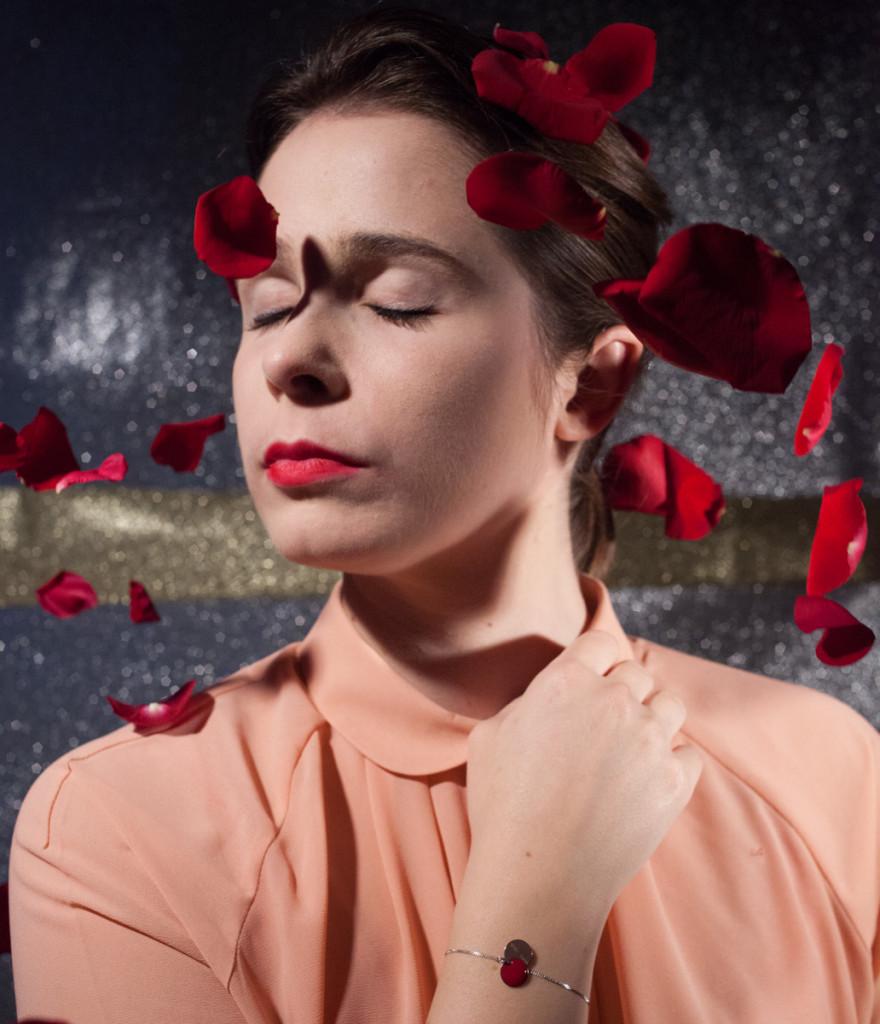 Bracelet Confetti Mon Coeur Bijou pour la St Valentin