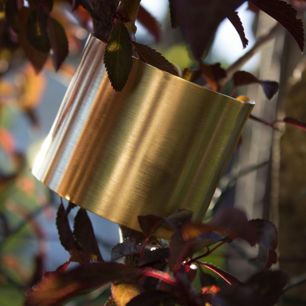 Bijoux vintage Manchette dorée